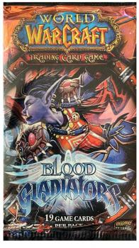 Blood of Gladiators World of Warcraft TCG Booster Pack
