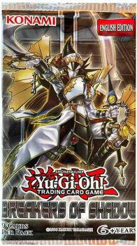 Breakers of Shadow Booster - Yu-Gi-Oh!