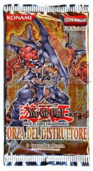 Force of the Breaker Booster - Yu-Gi-Oh!