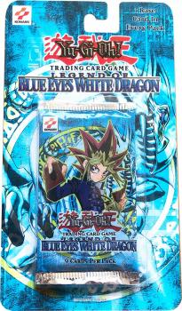 Legend of Blue Eyes White Dragon Booster Blister (Sealed) - Yu-Gi-Oh!