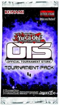 OTS Tournament Pack 4 Booster - Yu-Gi-Oh!