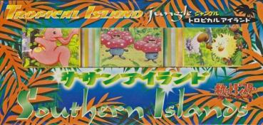 Pokémon Tropical Island Jungle Collection Set Japanese Southern Islands (Sealed)