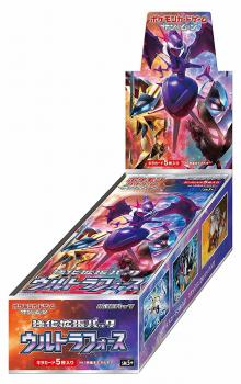 Pokémon Ultra Force (sm5+) Booster Display
