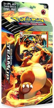Pokémon Charizard Relentless Flame - Team Up Theme Deck