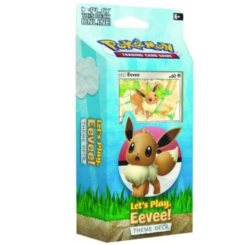 Pokémon Let's Go Evoli Theme Deck