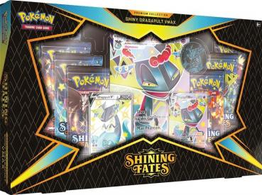 Pokémon Shining Fates Dragapult VMAX Premium Collection Box