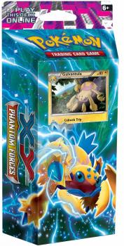 Pokémon XY Phantom Forces Bolt Twister Theme Deck