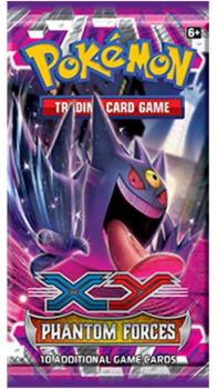 Pokémon XY Phantom Forces Booster