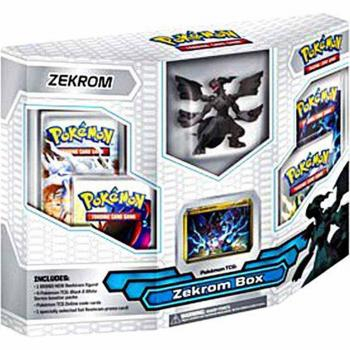Pokémon Zekrom Collection Box