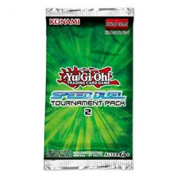 SPEED DUEL Tournament Pack 2 Booster - Yu-Gi-Oh!