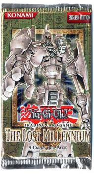 The Lost Millennium Booster - Yu-Gi-Oh!