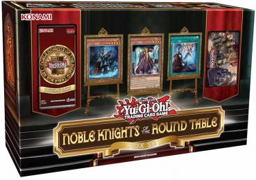 The Noble Knights of the Round Table Box Set - Yu-Gi-Oh! (DE)