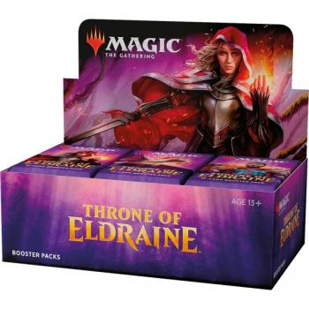 Throne of Eldraine Display - Magic the Gathering