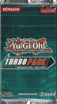 Turbo Pack Booster Seven Booster - Yu-Gi-Oh!