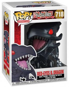 Yu-Gi-Oh! Red-Eyes Black Dragon Funko POP 718