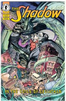 The Shadow - In the Coils of Leviathan #1