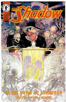 The Shadow - In the Coils of Leviathan #3