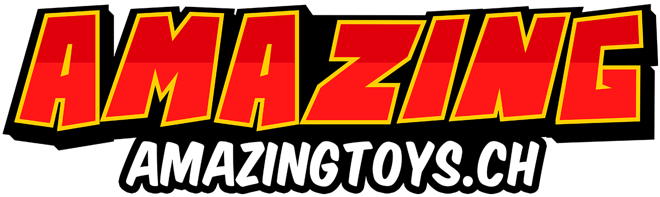 Amazing Toys Comic Shop-Logo
