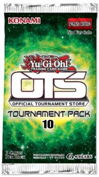 OTS Tournament Pack 10 Booster - Yu-Gi-Oh!