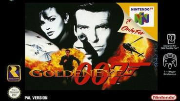 007 Golden Eye - N64