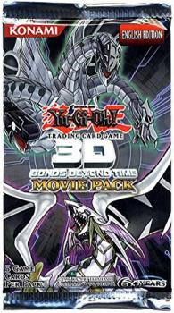 3D Bonds Beyond Time Movie Pack Booster Display (Sealed/OVP) - Yu-Gi-Oh!