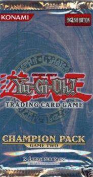 Champion Pack Game Two Booster - Yu-Gi-Oh!