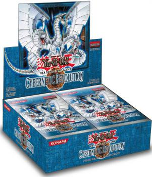 Cybernetic Revolution Booster Display (Sealed/OVP) - Yu-Gi-Oh!