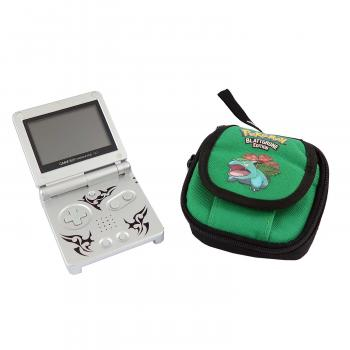Game Boy Advance SP Tribal mit Etui
