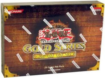 Gold Series Booster Pack (2009) - Yu-Gi-Oh!