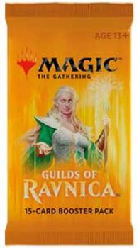 Guilds of Ravnica Display - Magic the Gathering