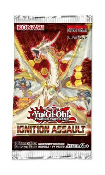 Ignition Assault Booster Display - Yu-Gi-Oh!