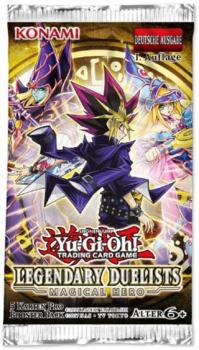 Legendary Duelists: Magical Hero Booster - Yu-Gi-Oh!