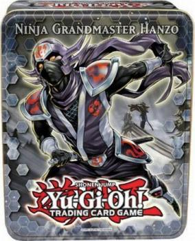 Ninja-Grossmeister Hanzo 2012 Wave 2 Tin Sealed - Yu-Gi-Oh!