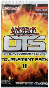 OTS Tournament Pack 11 Booster - Yu-Gi-Oh!