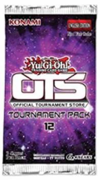 OTS Tournament Pack 12 Booster - Yu-Gi-Oh!