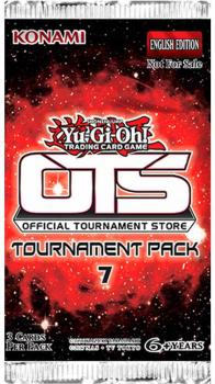 OTS Tournament Pack 7 Booster - Yu-Gi-Oh!