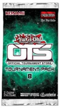 OTS Tournament Pack 8 Booster - Yu-Gi-Oh!