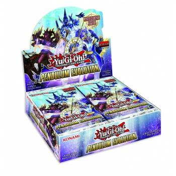 Pendulum Evolution Booster Display - Yu-Gi-Oh!