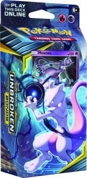 Pokémon Battle Mind - Unbroken Bonds Theme Deck