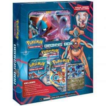 Pokémon Deoxys Collection Box