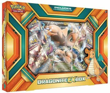 Pokémon Dragoran EX Collection Box