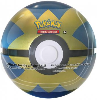 Pokémon Flottball-Pokéball Tin Box