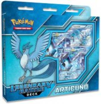 Pokémon Legendary Battle Deck Arktos
