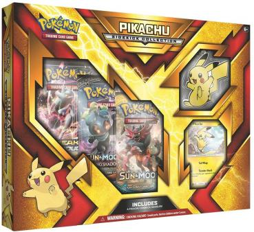 Pokémon Pikachu Sidekick Collection Box