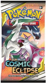 Pokémon Sun & Moon Cosmic Eclipse Booster