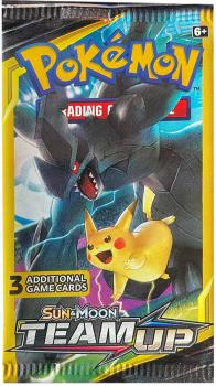Pokémon Sun & Moon Team UP 3-Pack Booster