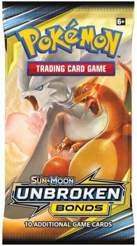 Pokémon Sun & Moon Unbroken Bonds Booster