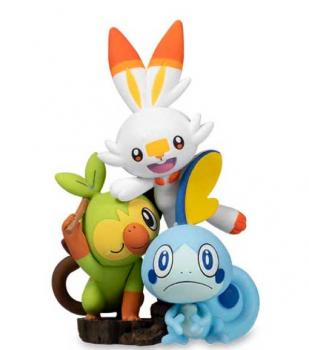 Pokémon Sword & Shield Figure Collection Box