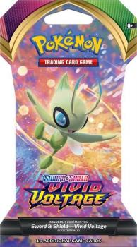 Pokémon Sword & Shield Vivid Voltage Booster
