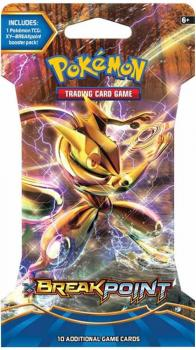 Pokémon XY Break Point Sleeved Booster